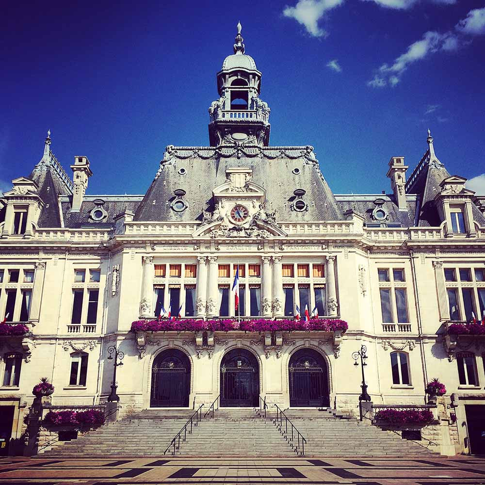 Mairie in Vichy France