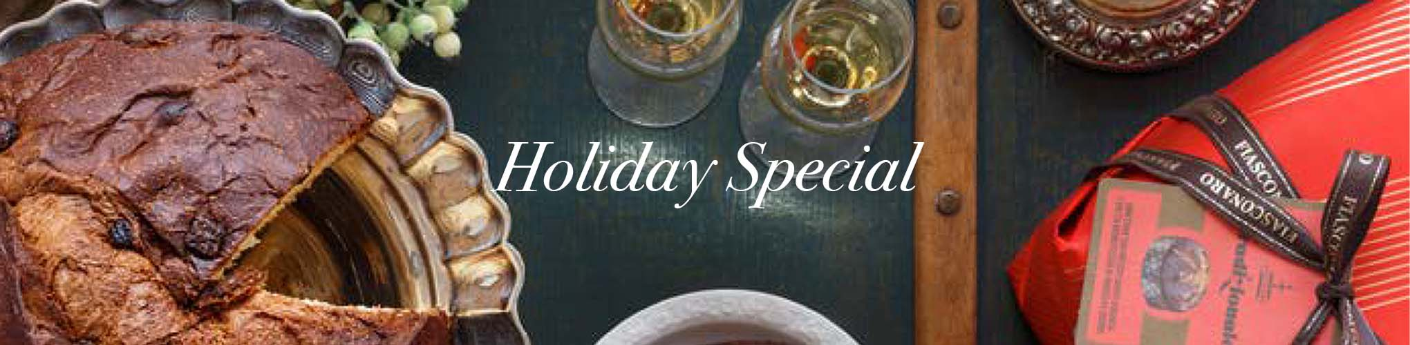 Holiday Special Gourmet