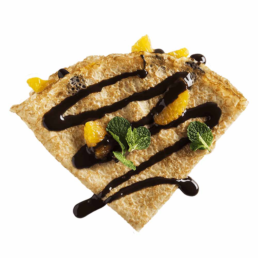 Jacquet Tangerine and Chocolate  French Crepe
