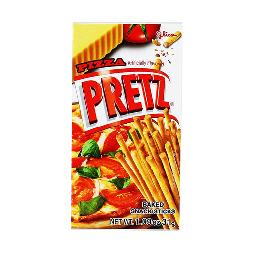 Glico Pizza Pretz Sticks, 1.1 oz (31.1845 g)