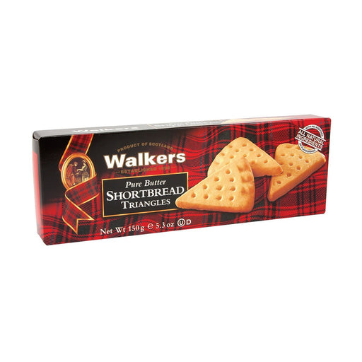 Walkers Pure Butter Shortbread Triangles, 5.3 oz (150 g)