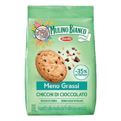 Mulino Bianco Biscuits with Cocoa Filling, 10.6 oz (300.0 g)