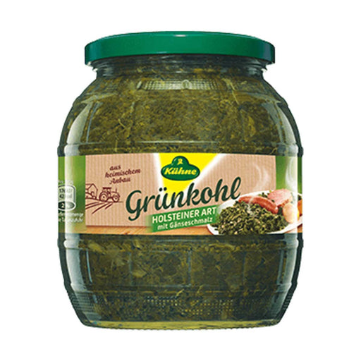 Kuhne Barrel Green Kale, 1.7 lb (771 g)