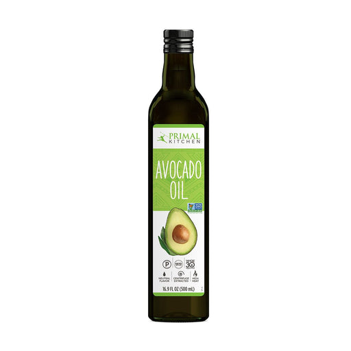 Primal Kitchen Avocado Oil, 16.9 fl oz (500 ml)