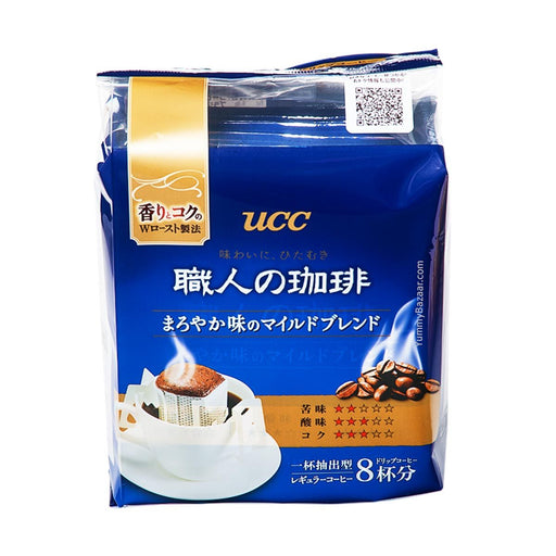 UCC Japanese Drip Coffee, Mild Blend, 1.9 oz (53.8641 g)