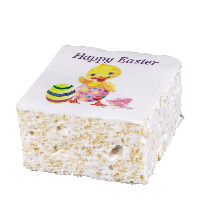 The Crispery Easter Duck Marshmallow Rice Crispy Cake, 6 oz (170 g)