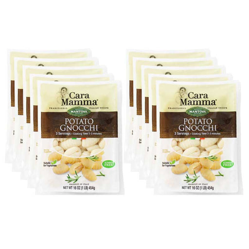 12-Pack Mantova Potato Gnocchi (16 oz. x 12)