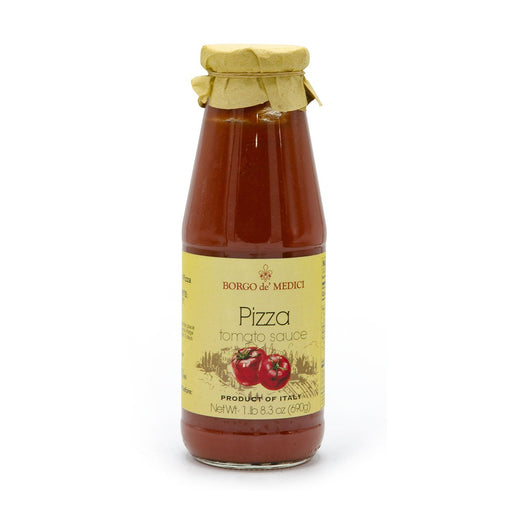 Borgo de Medici Tomato Sauce for Pizza, 3 lb (690 g)