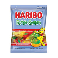 Haribo Rattle Snakes Gummy Candy, 5 oz (142 g)
