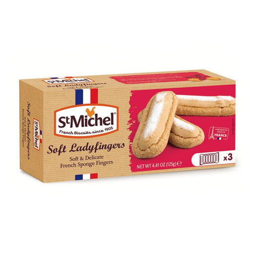 St. Michel French Ladyfingers, 4.4 oz (125 g)