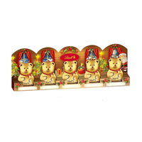 Lindt Mini Teddy Bear Milk Chocolate, 1.7 oz (48 g)
