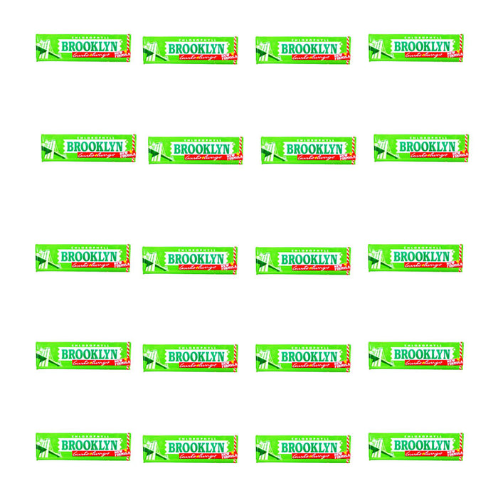 20 Pack Chlorophyll Chewing Gum, 20 x 0.88 oz (25 g)