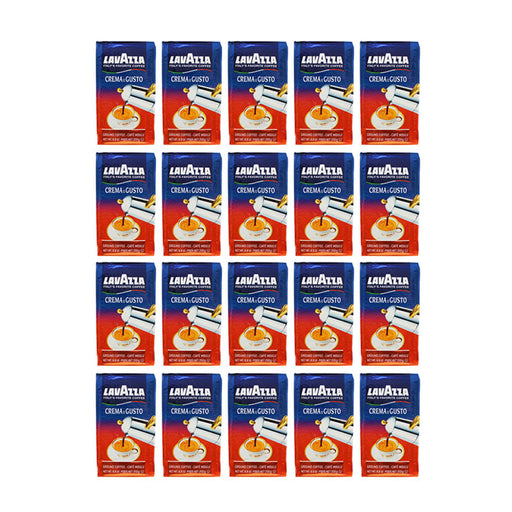 Lavazza Crema E Gusto Ground Coffee (8.8 oz. x 20)