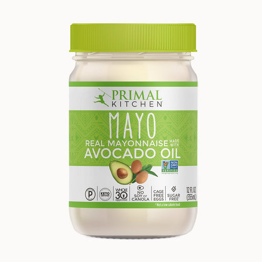 Primal Kitchen Avocado Oil Mayo, 12 fl oz (355 ml)