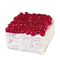 The Crispery Red Hot Chewies Marshmallow Rice Crispy Cake, 6 oz (170 g)