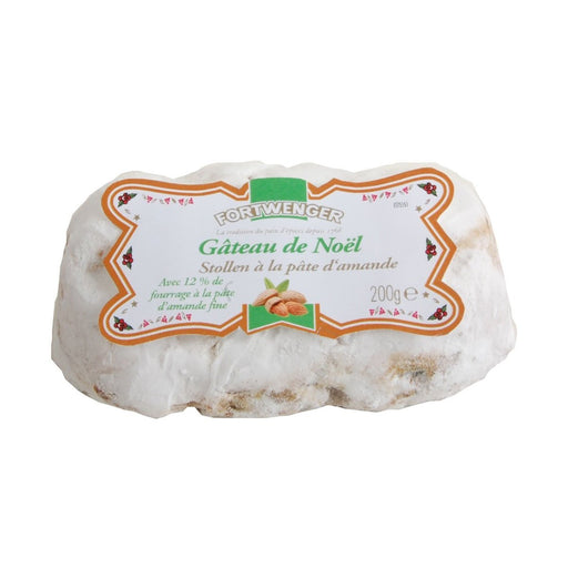 Fortwenger Stollen with Marzipan, 7.1 oz (200 g)