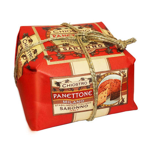 Chiostro di Saronno Panettone with Raisins and Candied Fruits, 26.5 oz (750 g)