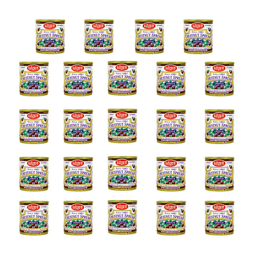 Clement Faugier Chestnut Spread, Vanilla, 8.7 oz (250 g) (PACK OF 24)
