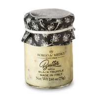 Borgo de Medici Butter with Black Truffle, 5.3 oz (75 g)