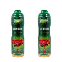 2 Pack Teisseire French Grenadine Syrup 20 oz