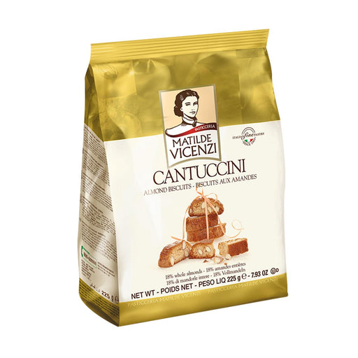 Matilde Vicenzi Cantuccini Almond Biscuits, 7.9 oz (225 g)