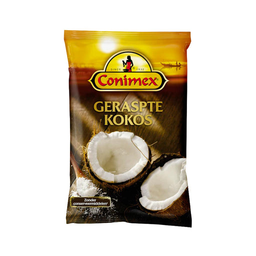 Conimex Grated Coconut, 3.4 oz (96 g)
