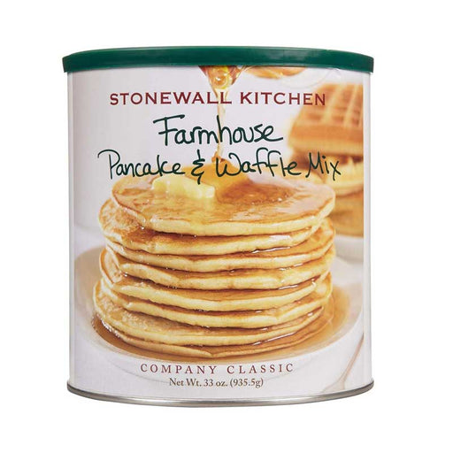 Stonewall Kitchen Farmhouse Pancake and Waffle Mix, 33 oz (935.5 g)