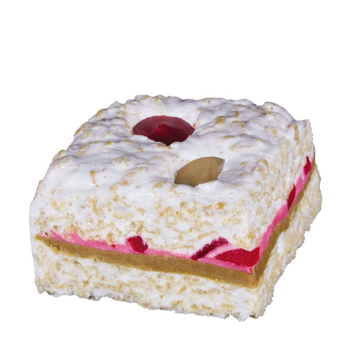 The Crispery Peanut Butter and Jelly Marshmallow Rice Crispy Cake, 6 oz (170 g)