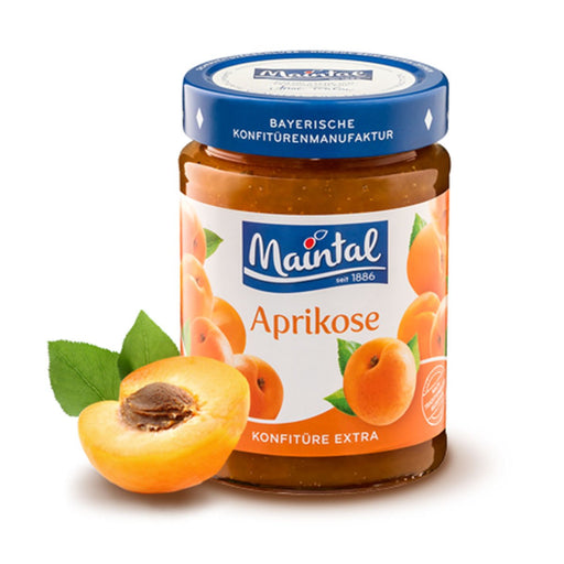 Maintal Apricot Jam, 12 oz (340 g)