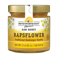 Rapsflower Honey by Bienenwirtschaft, 1.1 lb (500 g)