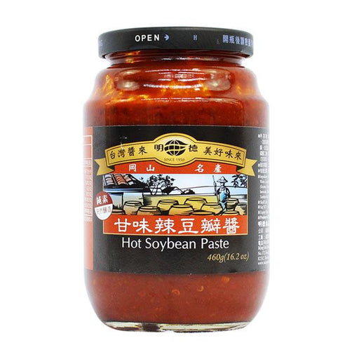 Chili Bean Sauce by Ming Teh, 460.0 g (16.2 oz)