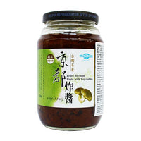 Fried Soybean Paste with Vegetables by Ming Teh, 440.0 g (15.5 oz)