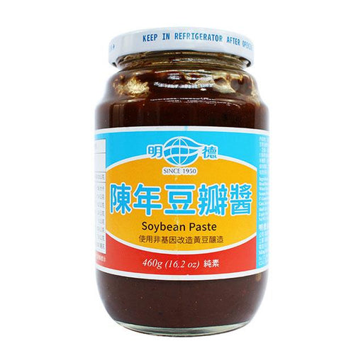 Soybean Paste by Ming Teh, 460.0 g (16.2 oz)
