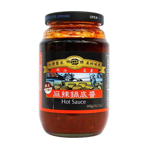 Taiwanese Hot Sauce by Ming Teh, 460.0 g (16.2 oz)