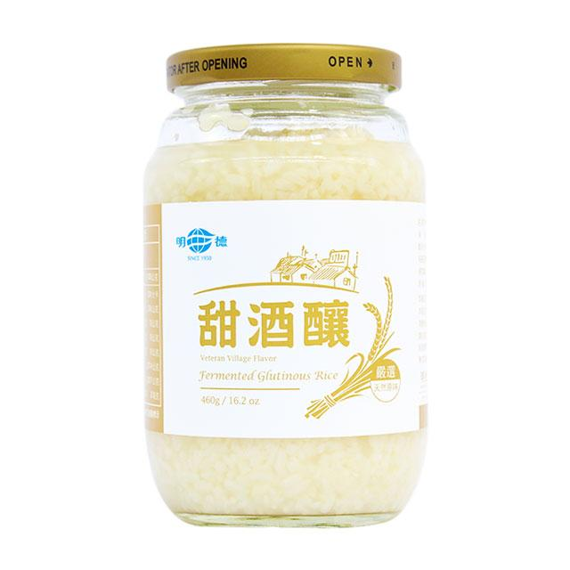 Sweet Rice Wine Jiuniang by Ming Teh, 16.2 oz (460 g ...