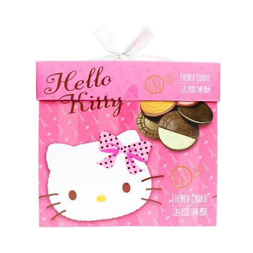 Hello Kitty French Cookie Gift Box by Triko, 450.0 g (15.8 oz)