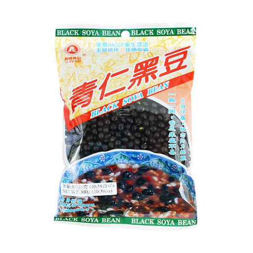 Black Soya Bean by Yi Feng, 300.0 g (10.6 oz)