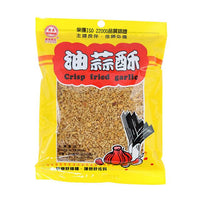 Fried Garlic, Crispy by Yi Feng, 155.0 g (5.5 oz)