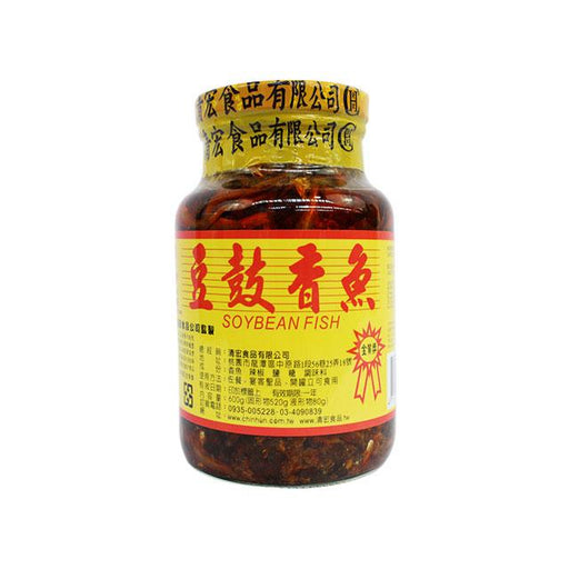 Soybean with Anchovies by Chin Hun, 600.0 g (21.2 oz)