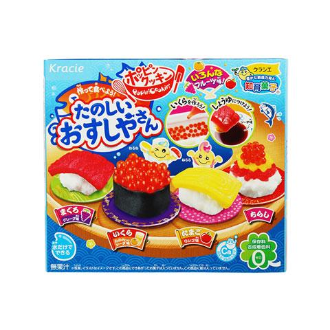 Kracie Popin Cookin Sushi Candy Kit, 0.9 oz (28.0 g)