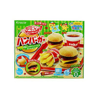 Kracie Popin Cookin Hamburger Candy Kit, 1.3 oz (39.0 g)