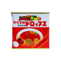 Sakuma Fruity Hard Candy, 2.6 oz (75.0 g)