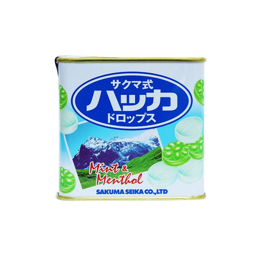 Sakuma Mint Candy, Hard, 2.4 oz (70.0 g)