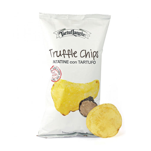 Tartuflanghe Truffle Chips with Italian Freeze-Dried Truffle, 3.5 oz (100 g)