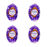 Les Anis de Flavigny Violet Flavored Anise Candy 1.7 oz. (50 g) (PACK OF 4)