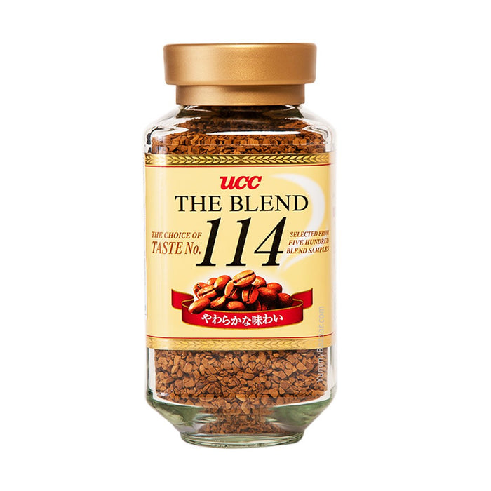 UCC The Blend Instant Coffee No.114, 4.8 oz (136.0777 g)