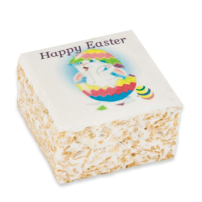 The Crispery Easter Bunny Marshmallow Rice Crispy Cake, 6 oz (170 g)