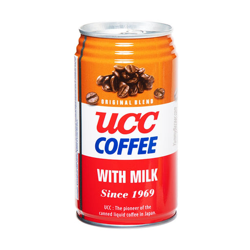 UCC Original Blend Coffee with Milk, 11.4 fl oz (337.1379 g)