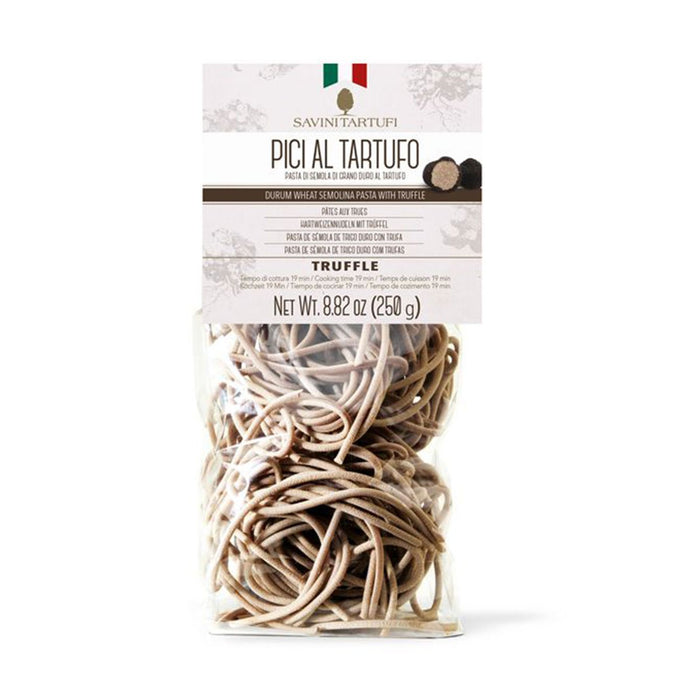 Savini Tartufi Durum Wheat Semolina Pasta with Truffle, 8.8 oz (250 g)
