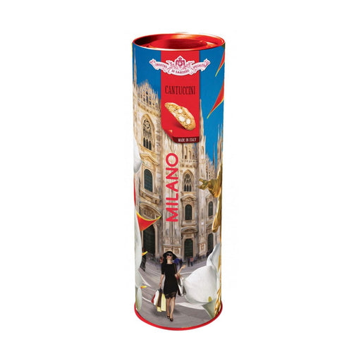 Chiostro di Saronno Cantuccini Almond Cookies in Gift Tin, 7 oz (200 g)